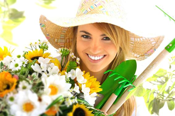 gardening_blonde_bouquet_hat_beauty_hd-wallpaper-1720368