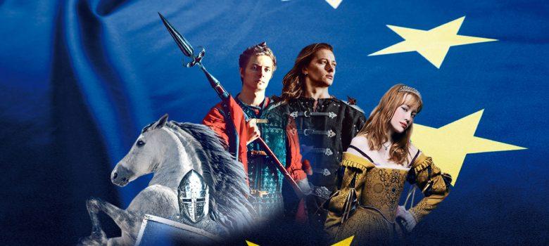 Conseil-de-lEurope-Drapeau-iSt20929434-PHOTO DE UNE